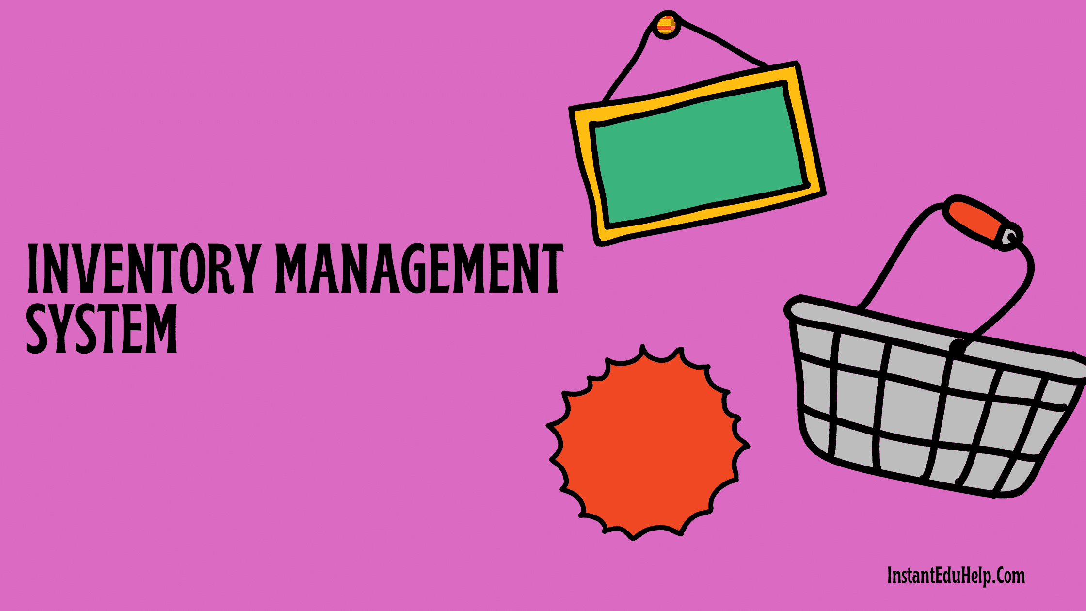 inventory management system for final year