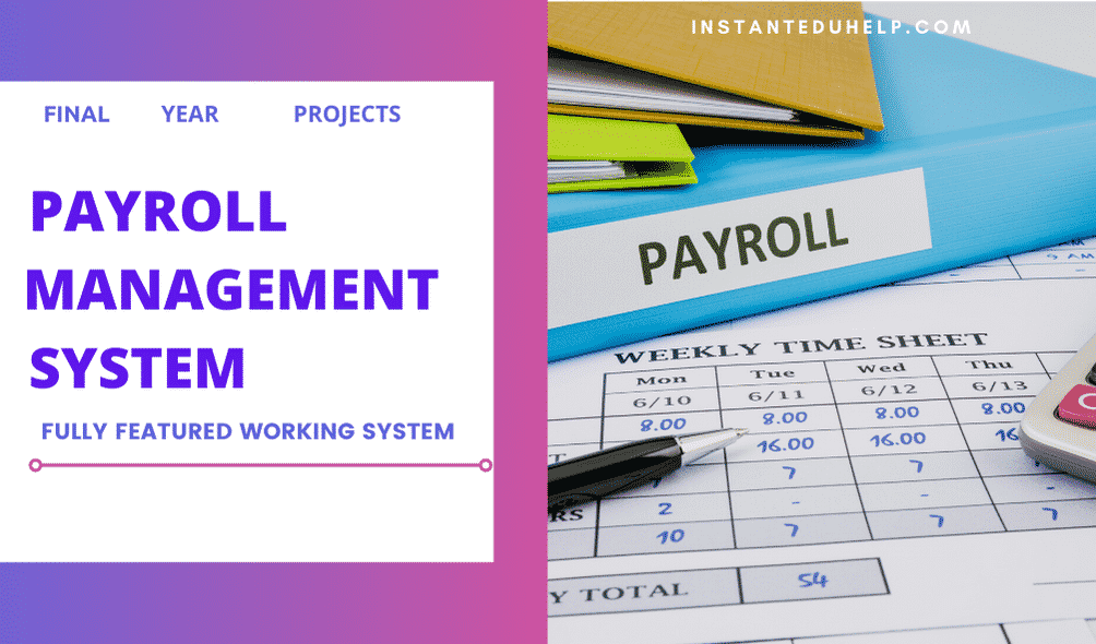 online payroll management system project